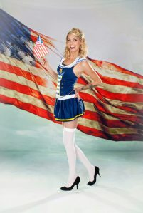 Pin-Up for US Armed Forces